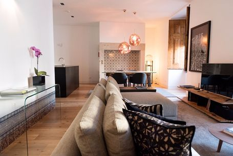 lisbon serviced apartment - t1